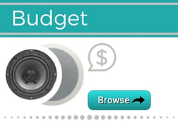 In Ceiling Speakers Budget Grade