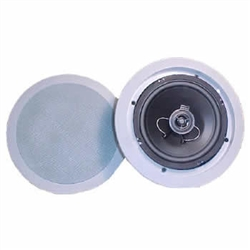 Mas Audio 6 5 In Ceiling Speakers 50 Watts