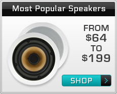 Ceiling Speakers Most Popular